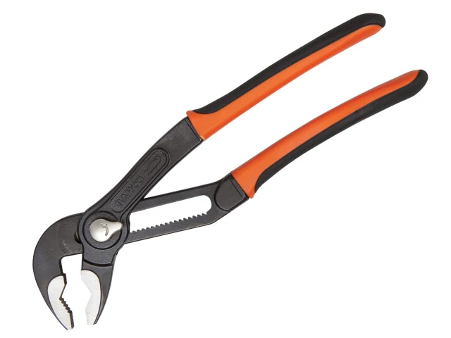 BAHCO 7225 QUICK ADJUST SLIP JOINT PLIER 300MM - 71MM CAPACITY