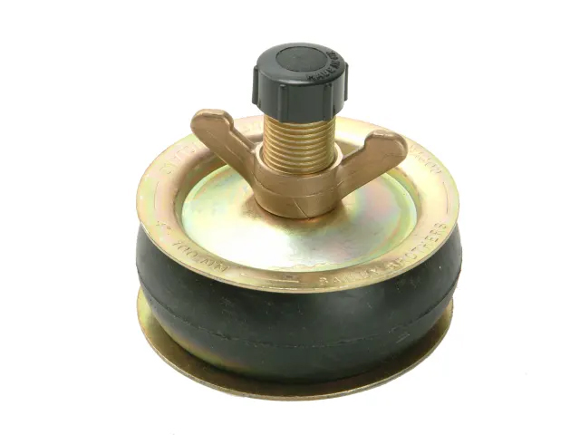 BAILEY 1963 DRAIN TEST PLUG 75MM (3IN) - PLASTIC CAP