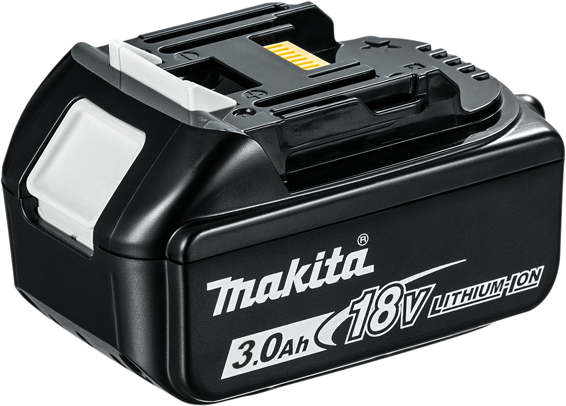 MAKITA 18V BATTERY 3.0AH LI-ION - BL1830