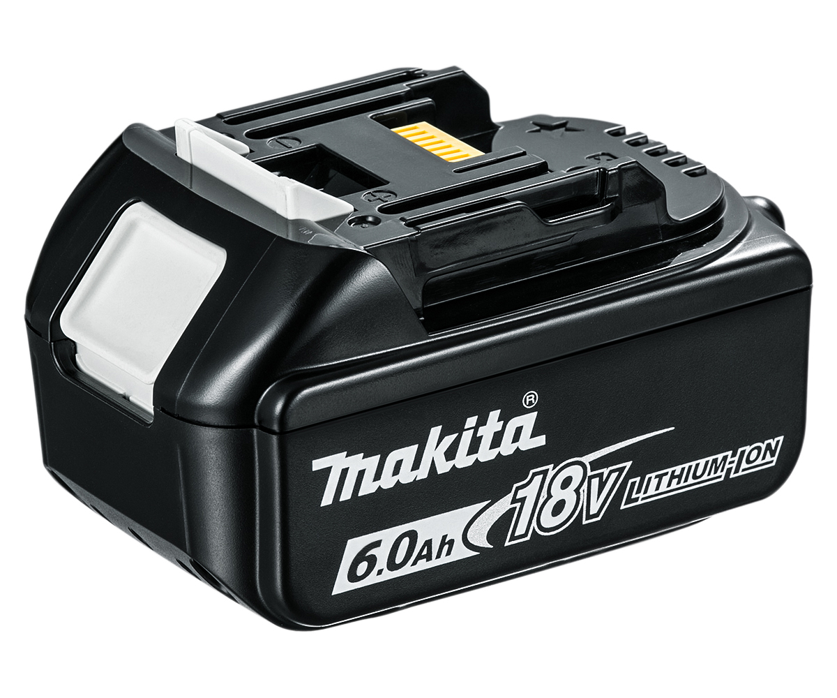 MAKITA BL1860 18V BATTERY 6.0AH LI-ION
