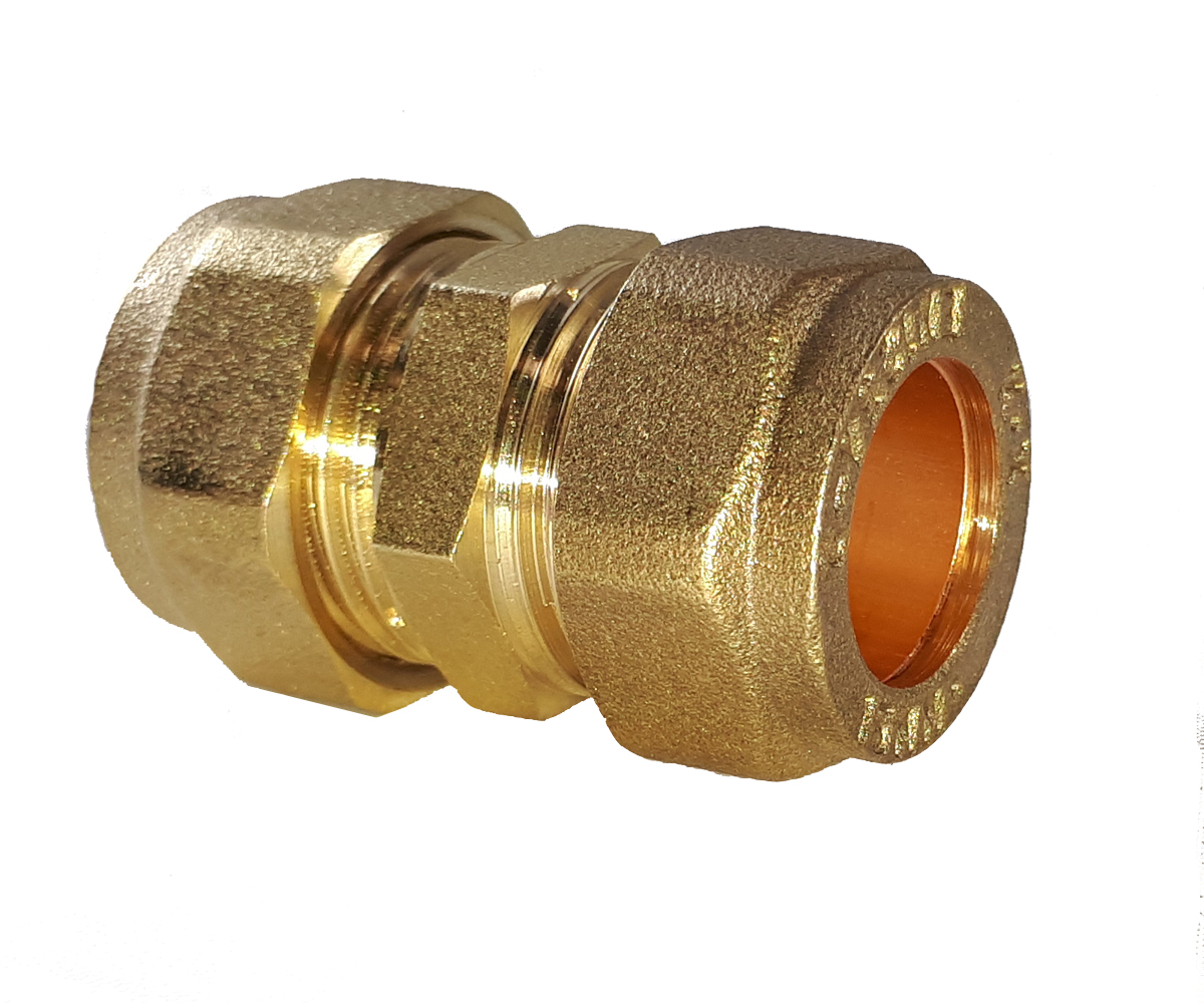 COMPRESSION EQUAL COUPLING 8MM