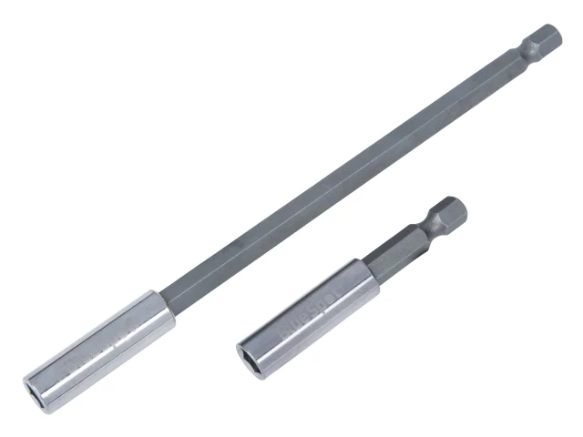 Blue Spot Magnetic Bit Holder 2 Piece Set - 60mm & 150mm - 14135