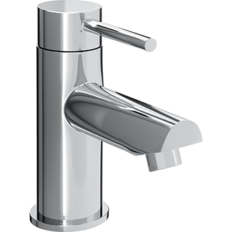 BRISTAN BLITZ SMALL BASIN MIXER (WITHOUT WASTE)