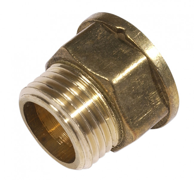 "BRASS TAP EXTENSION 1/2"" x 1/2"" BSP"