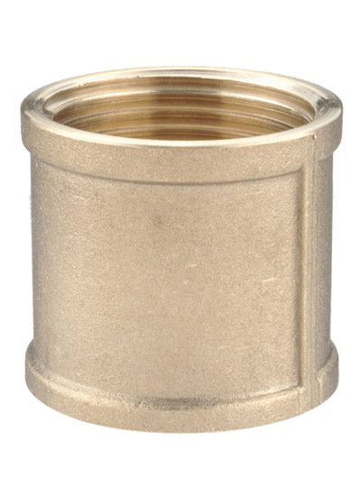 "BRASS SOCKET FEMALE 1/8"" BSP"