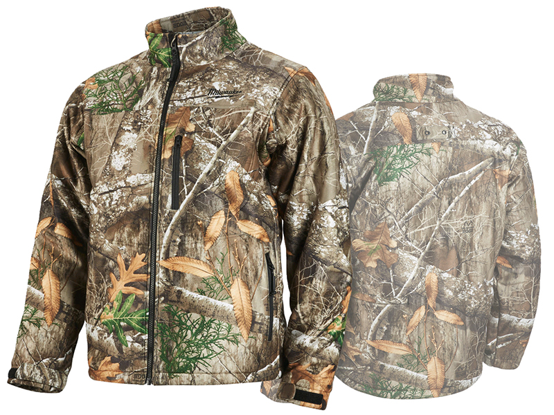 Milwaukee 12V Camouflage (Camo) Premium Heated Jacket - Gen5 - Large