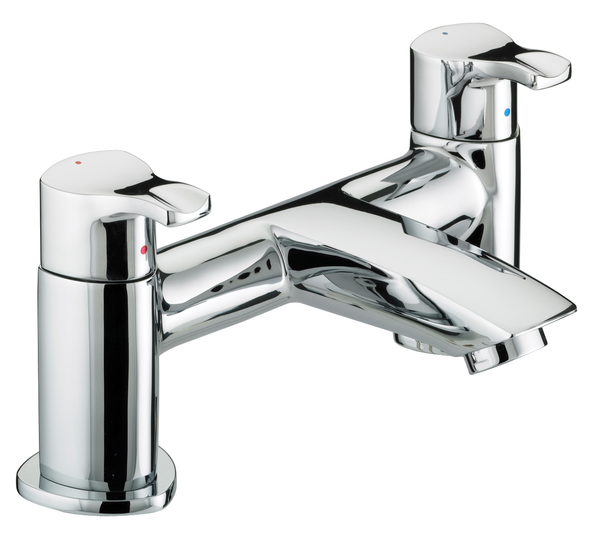 BRISTAN CAPRI PILLAR BATH FILLER