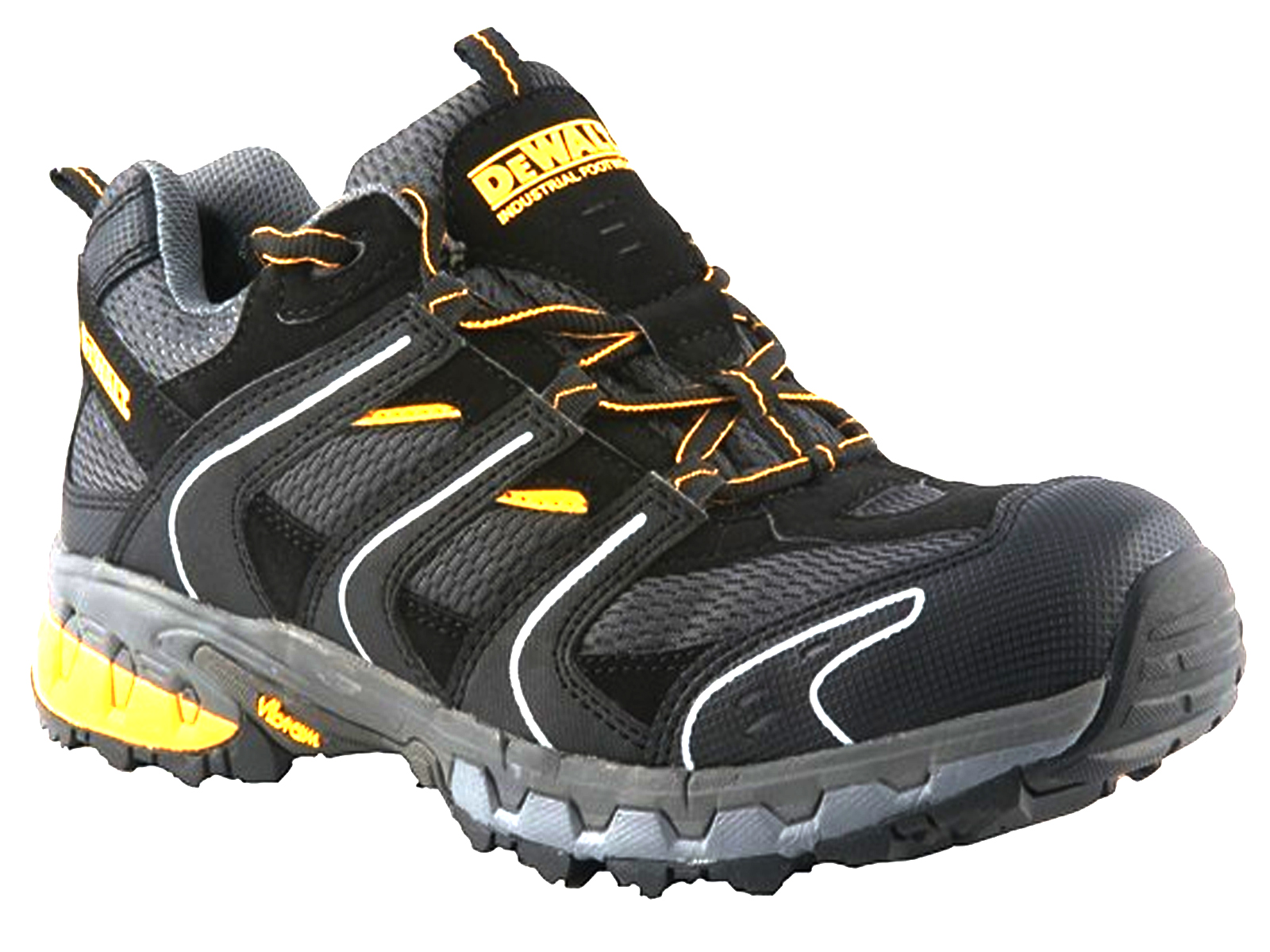 DEWALT CUTTER SAFETY TRAINER BLACK - SIZE 6