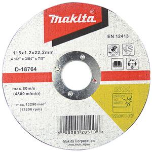 Makita 115mm Cut Off Wheels