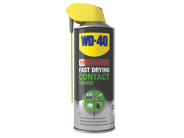 WD-40 Specialist Contact Cleaner Aerosol 400ml - 44376