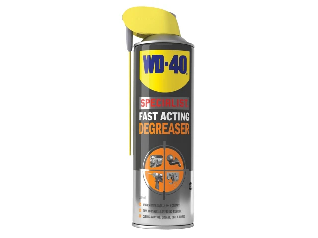 WD-40 Specialist Degreaser Aerosol Smart Straw 500ml - 44393