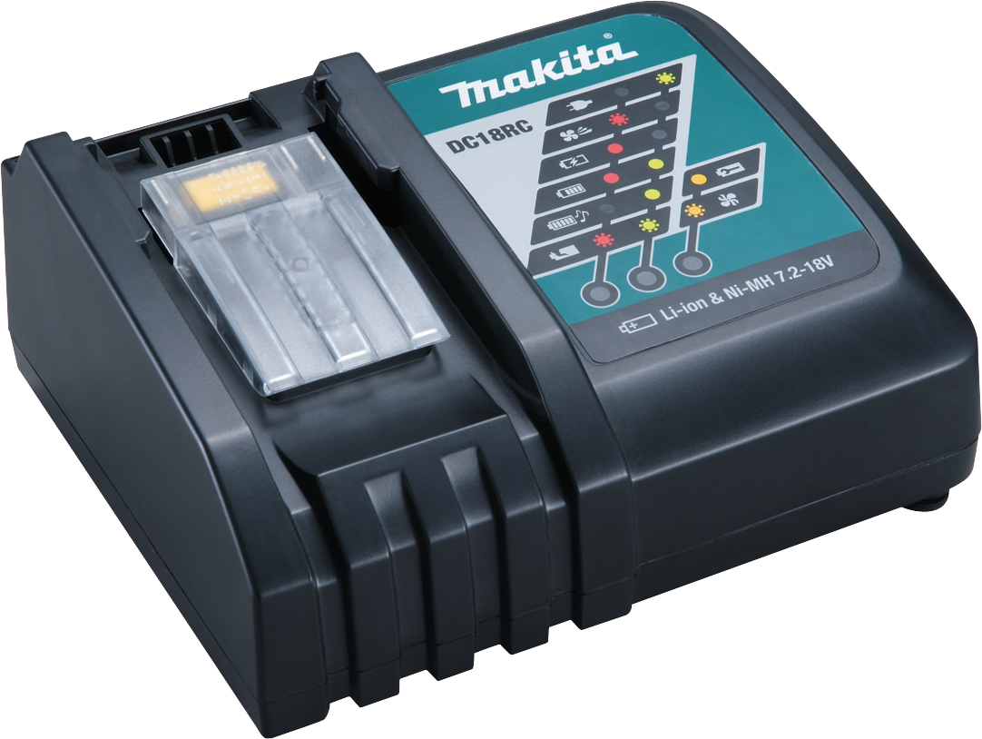 Makita 14.4V - 18V Rapid Charger - DC18RC - 240V