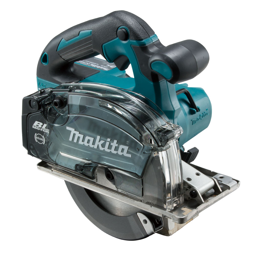 Makita DCS553 18V Brushless 150mm Metal Circular Saw LXT - Body Only