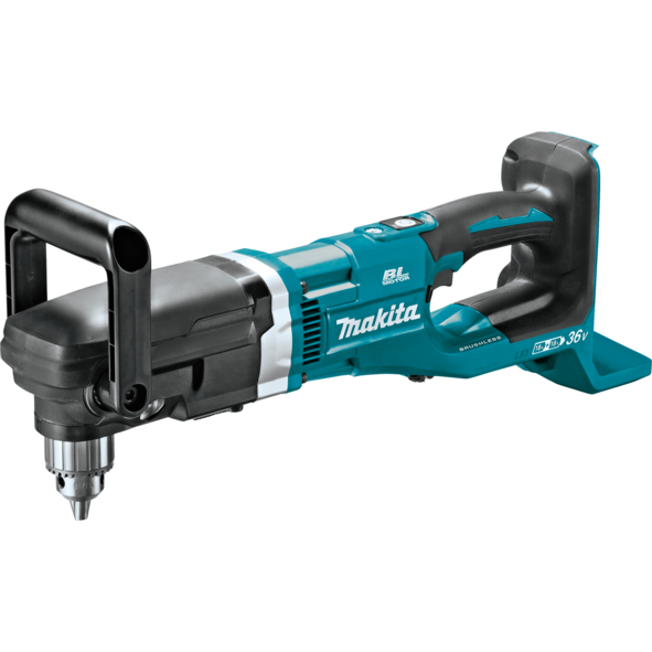 Makita DDA460 36V (18V Twin) LXT Brushless Angle Drill Heavy-Duty - Body Only
