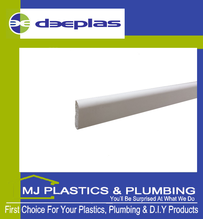 Deeplas 20mm Cloaking Fillet - Deeplas White 0003