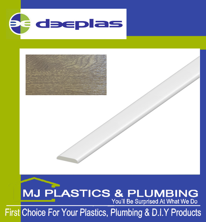 Deeplas D Mould 30mm - Golden Oak 1110