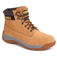 DEWALT APPRENTICE BOOTS HONEY NU-BUCK FLEXI HIKER BEIGE - SIZE 3