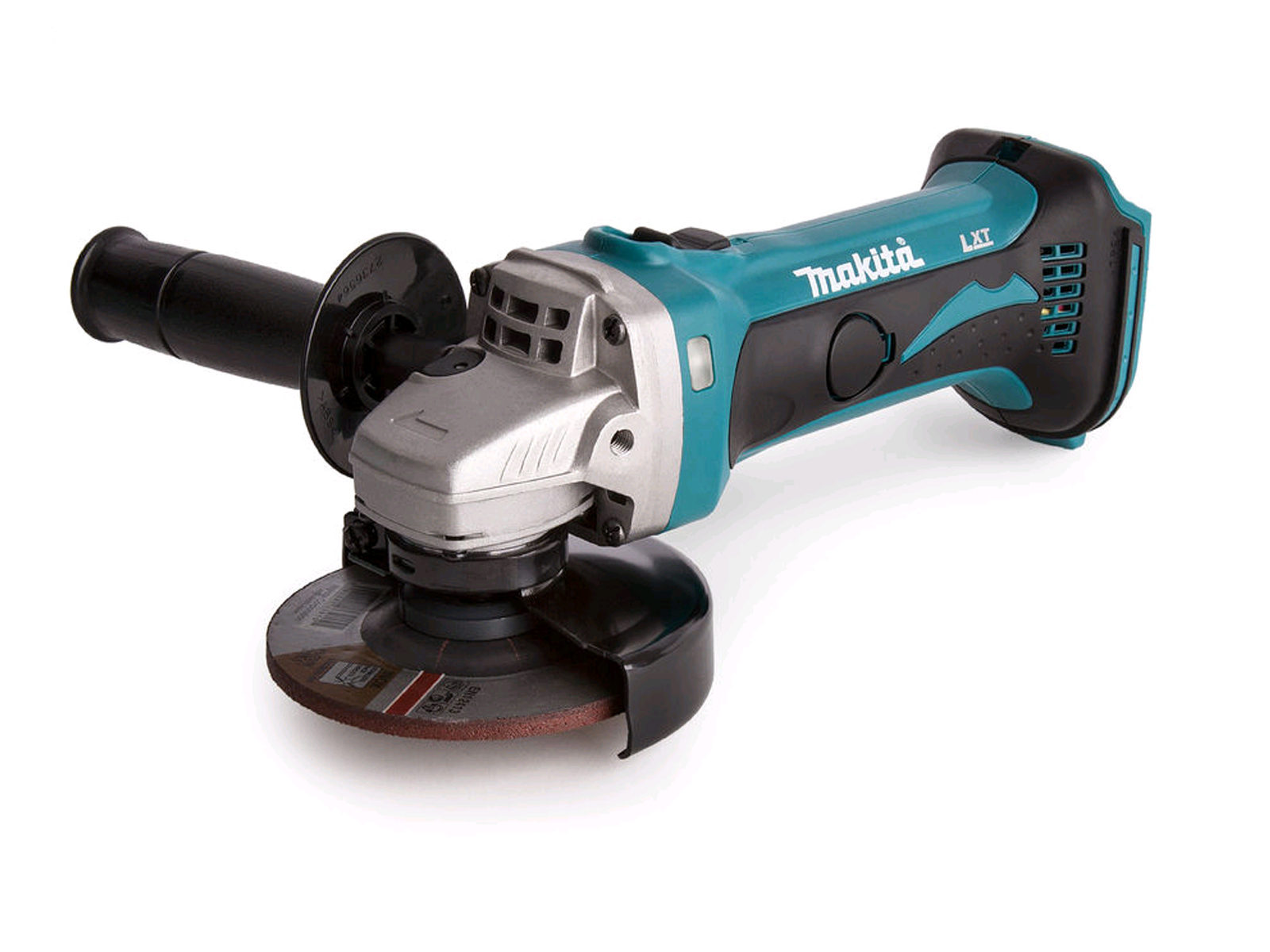 Makita DGA452 18V Brushed 115mm Angle Grinder LXT - Body Only