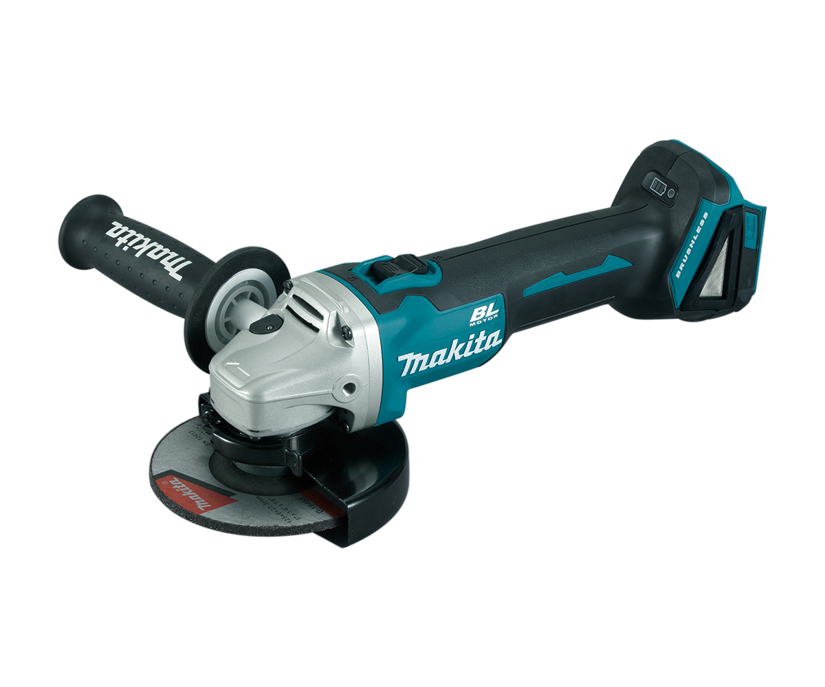 MAKITA 18V BRUSHLESS ANGLE GRINDER 125MM LXT - DGA513 - BODY ONLY