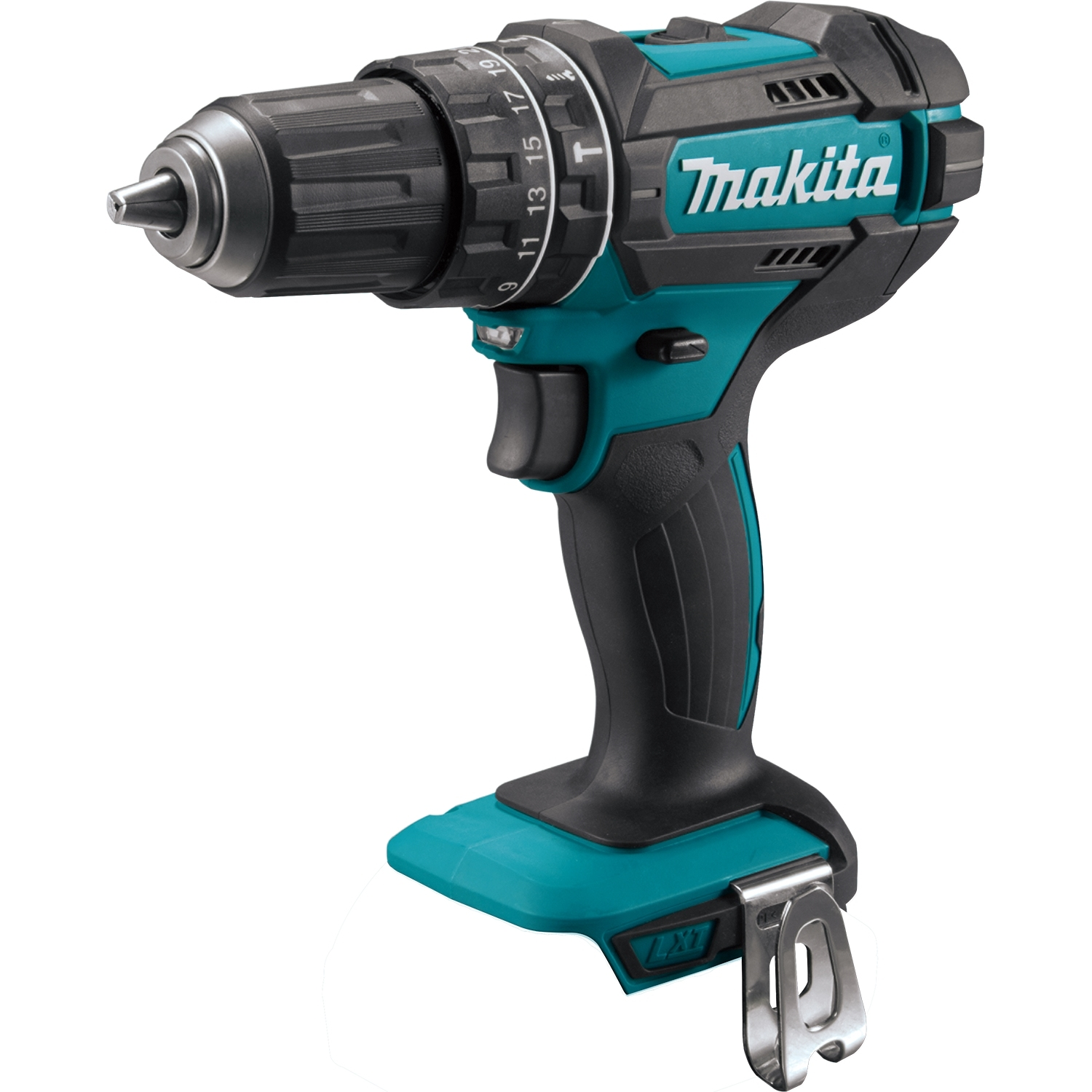 Makita DHP482 18V Combi Hammer Driver Drill Brushed - Body Only