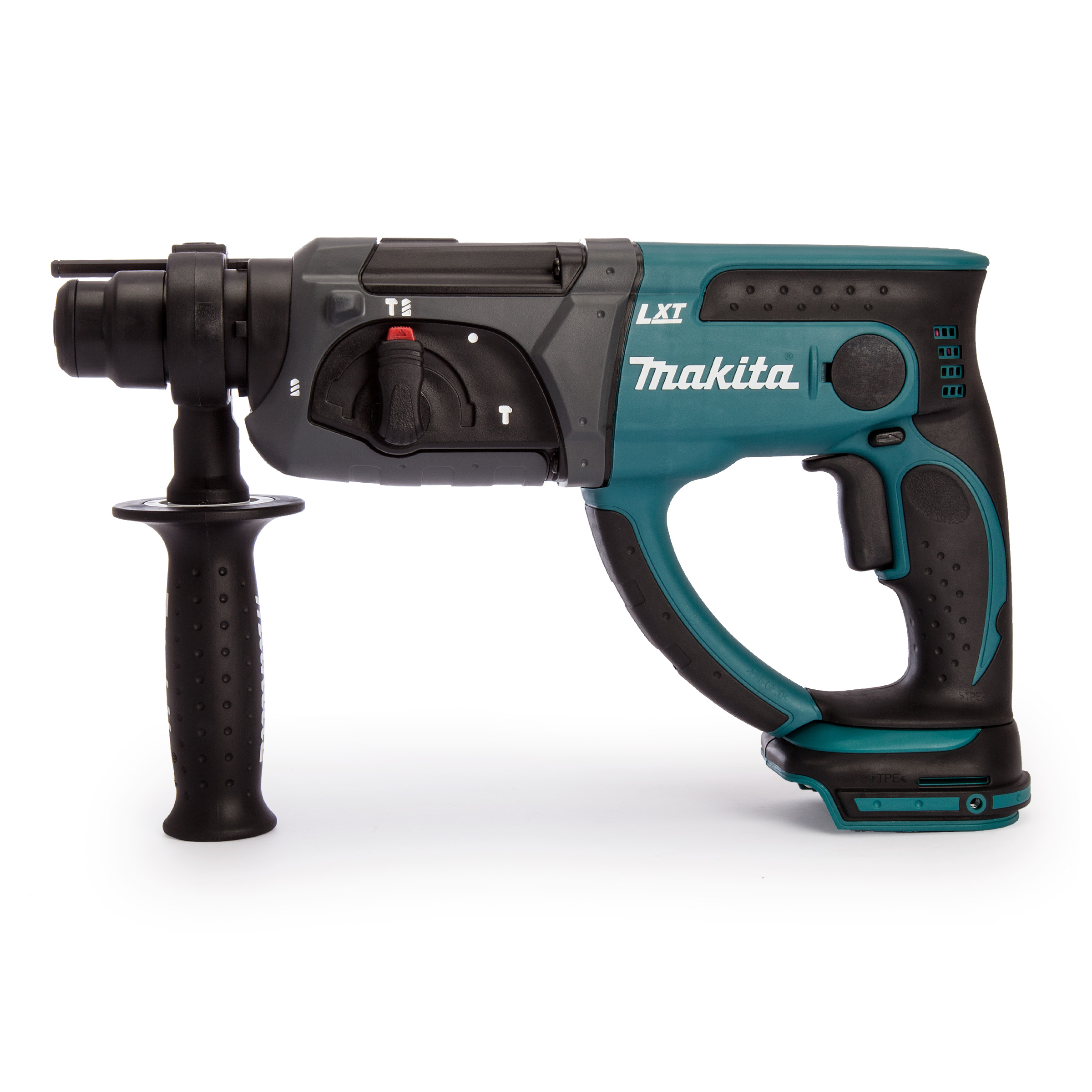 MAKITA 18V BRUSHED 3-MODE SDS HAMMER DRILL - DHR202 - BODY ONLY