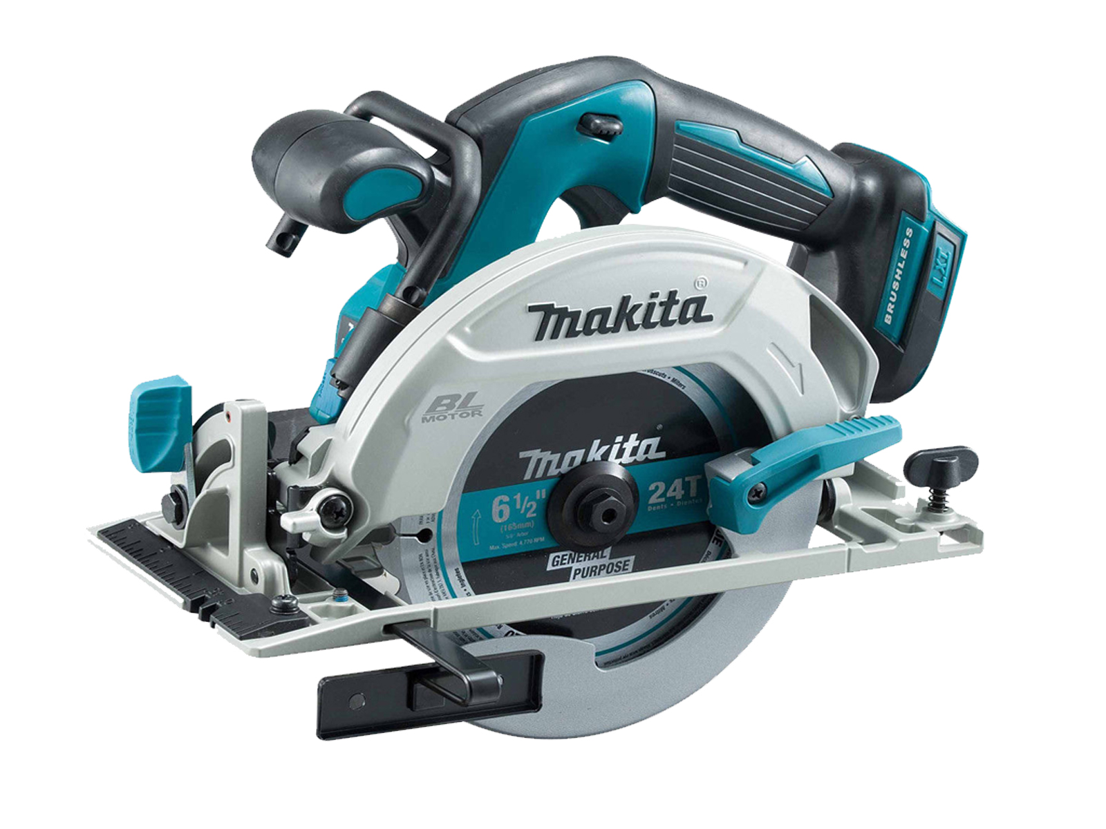 Makita DHS680 18V Brushless 165mm Circular Saw LXT - Body Only