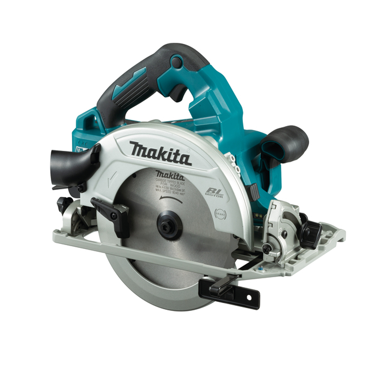 Makita DHS782 36V (Twin 18V) LXT 190mm Brushless Circular Saw - Body Only