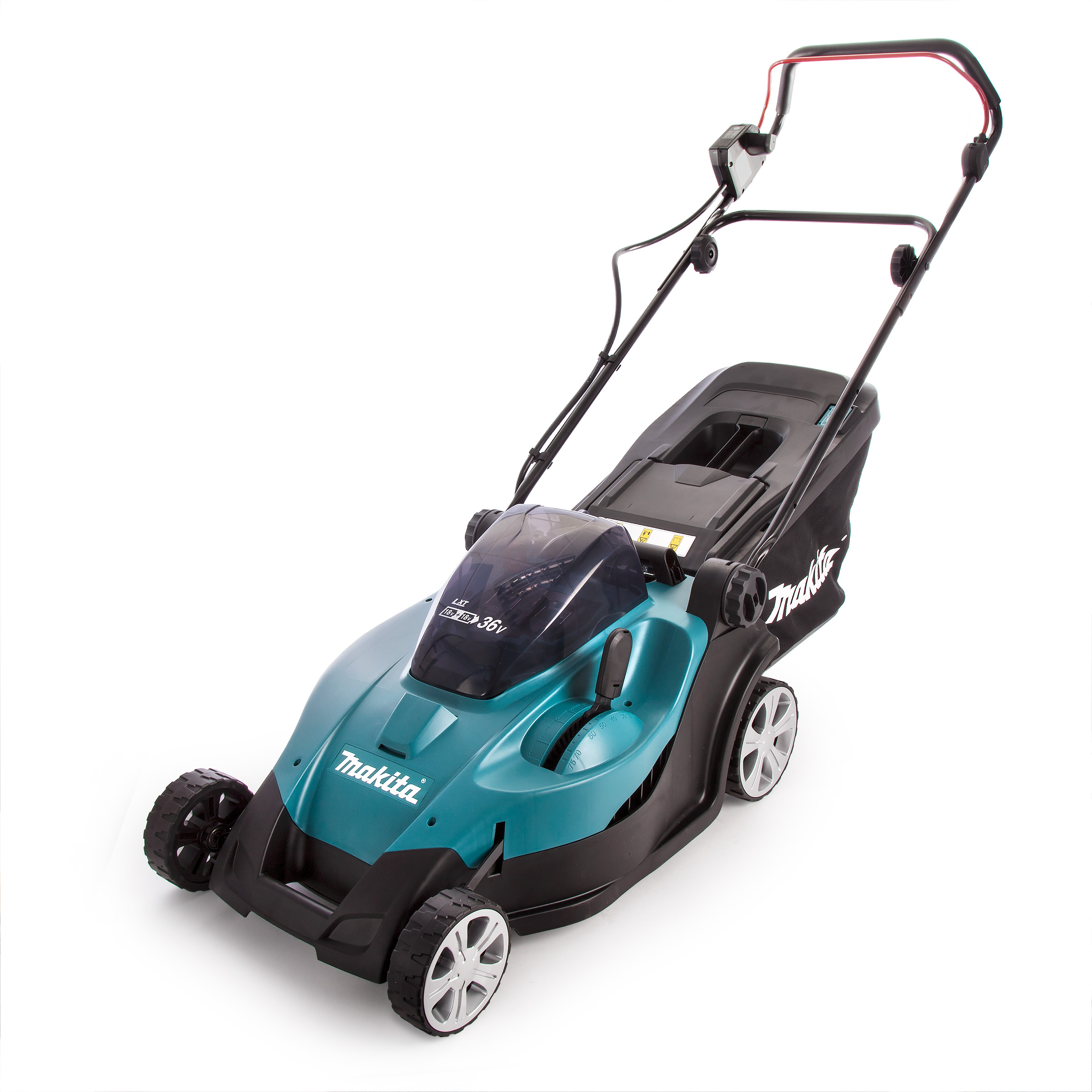 MAKITA TWIN 18V 43CM LAWNMOWER - DLM431Z - BODY ONLY