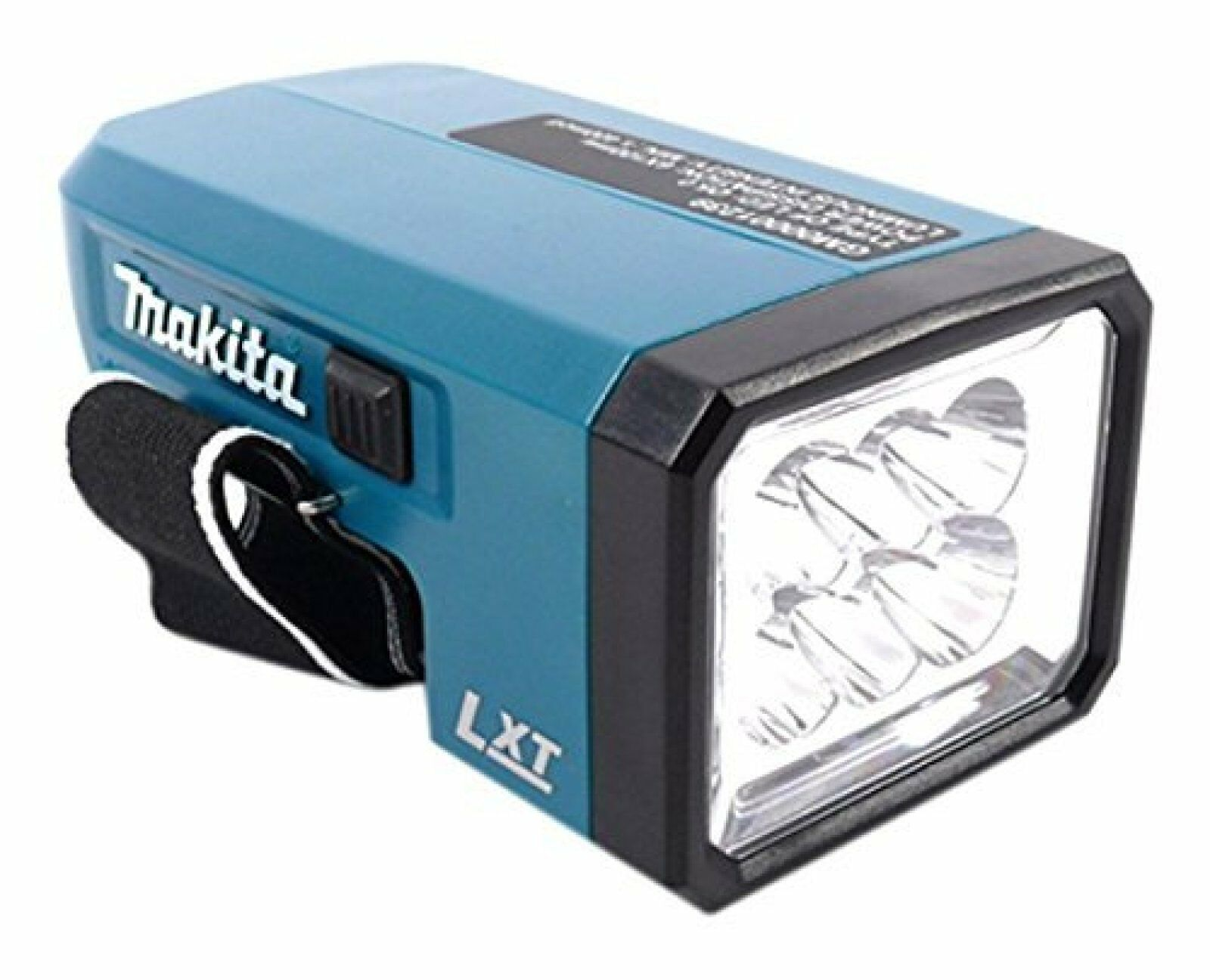 MAKITA HANDHELD LED TORCH - DML186 - BODY ONLY