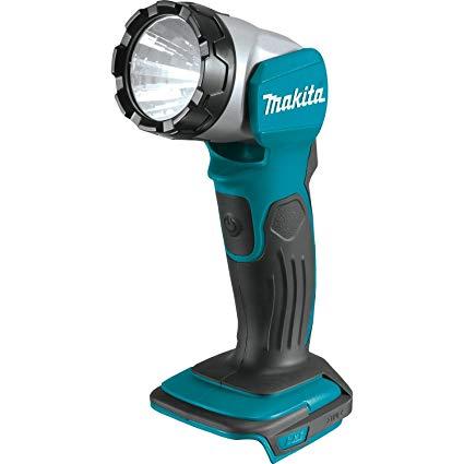 MAKITA 18V SINGLE LED TORCH LIGHT LI-ION - DML802 - BODY ONLY
