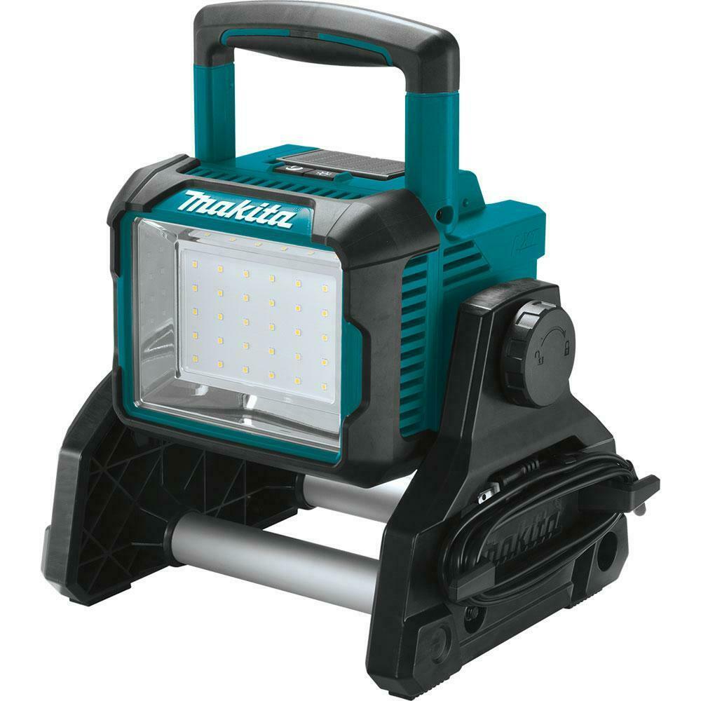 Makita LED Cordless Worklight 3000 Lumens - Corded & Cordless - DML811 - 240V