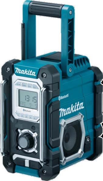 MAKITA 7.2V / 14.4V / 18V & 240V JOB SITE RADIO - DMR106 - BODY ONLY