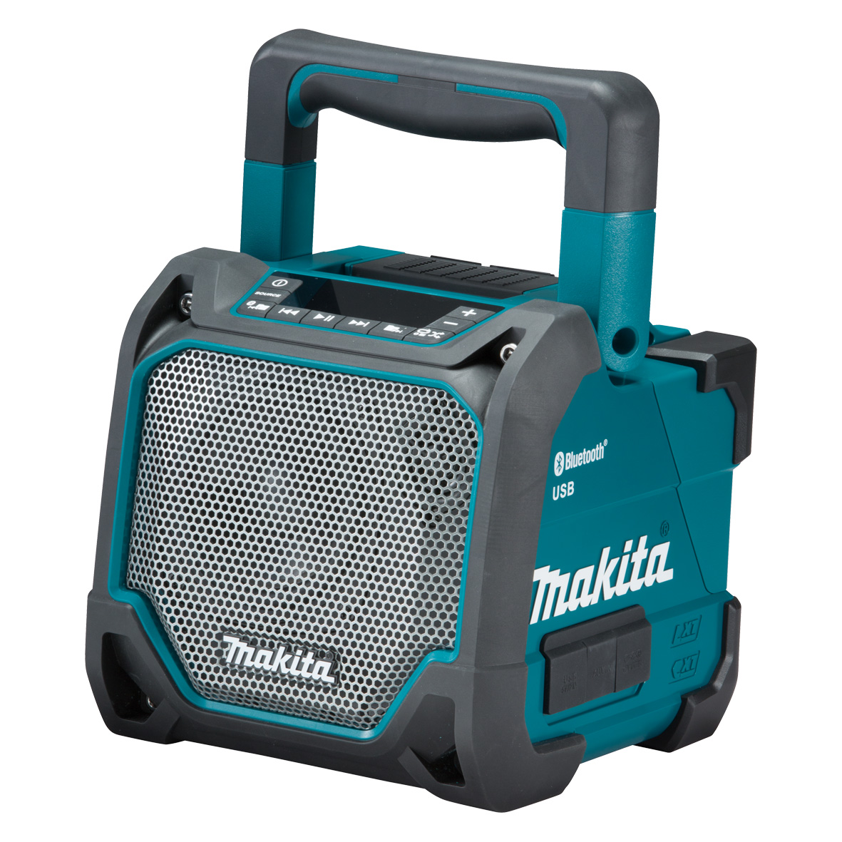 Makita DMR2025 18V Bluetooth Speaker With LCD Display & USB Connection - Body Only