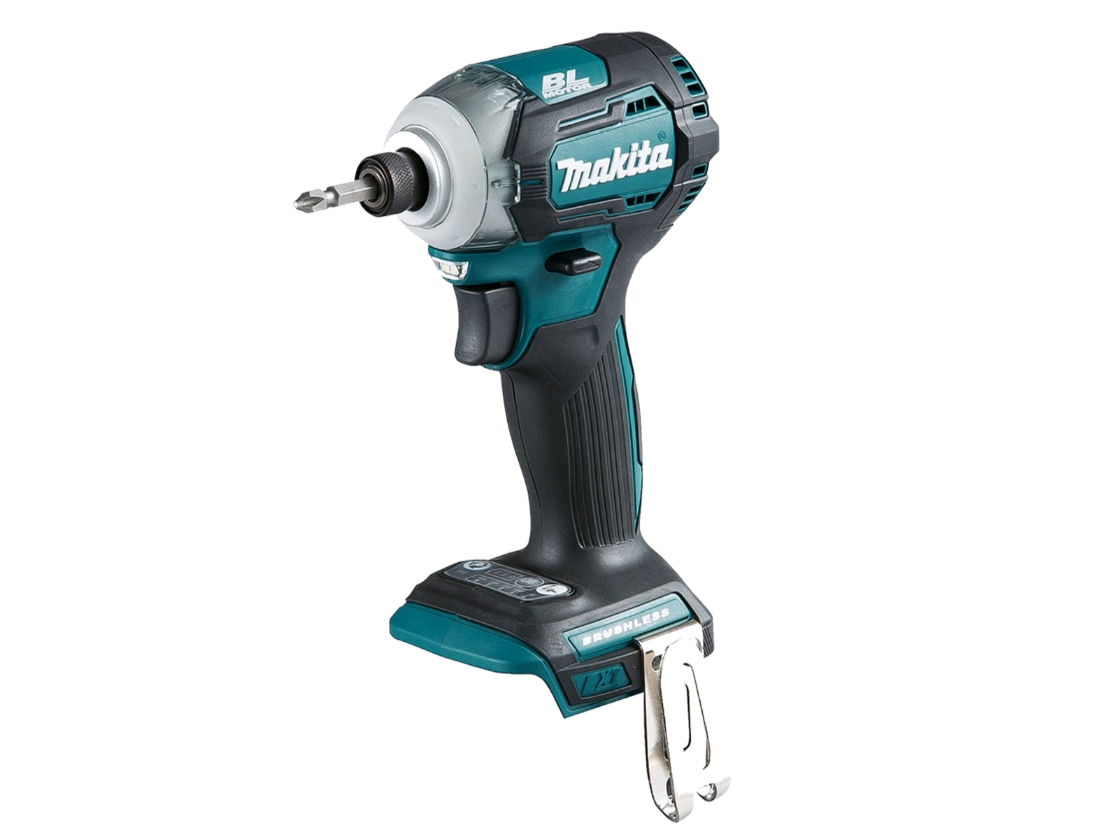 MAKITA 18V BRUSHLESS MULTI-MODE IMPACT DRIVER - DTD170 - BODY ONLY