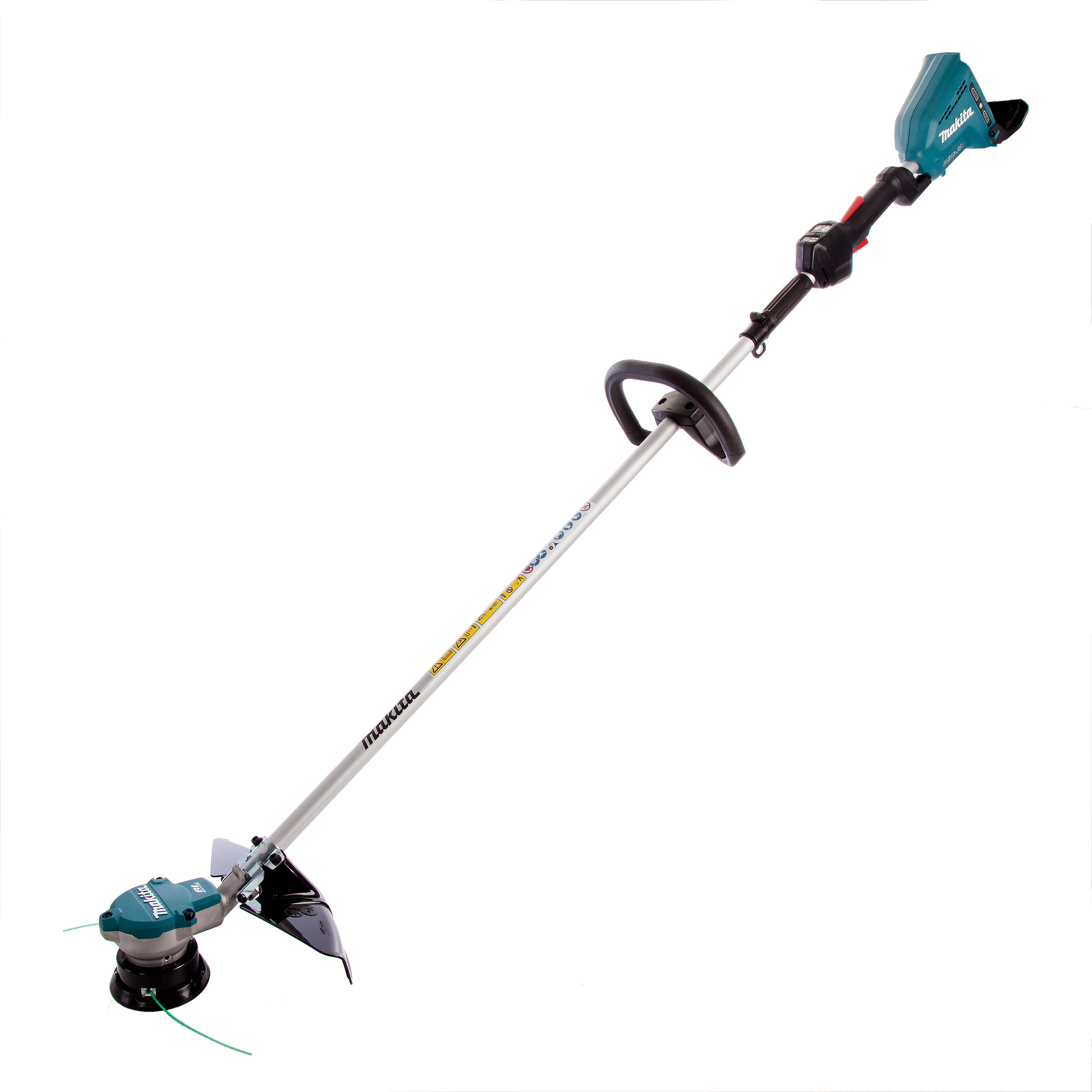 MAKITA 18V TWIN BRUSHLESS LXT LINE TRIMMER - DUR364L - BODY ONLY
