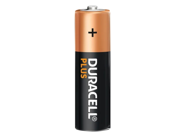DURACELL AA BATTERIES CELL PLUS POWER LR6/HP7 PACK OF 12