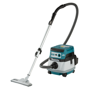 Makita 18V Twin Brushless L-Class Dust Extractor - Wet N Dry - DVC865LZ - Body Only