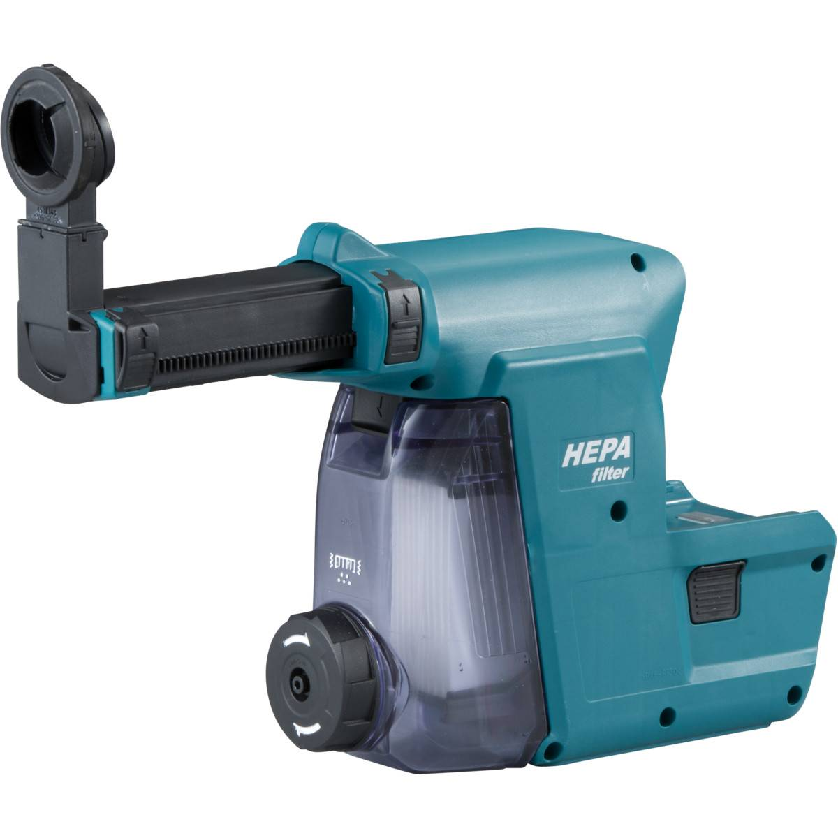 MAKITA DUST EXTRACTOR ADD ON FOR SDS HAMMERS - DHR242 - DX06