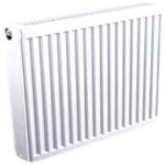 400 X 3000MM SINGLE CONVECTOR - ECO-RAD COMPACT RADIATOR