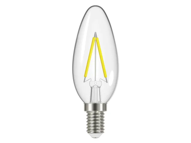 ENERGIZER LED SES (E14) CANDLE FILAMENT DIMMABLE BULD - WARM WHITE 450LM 4.5W