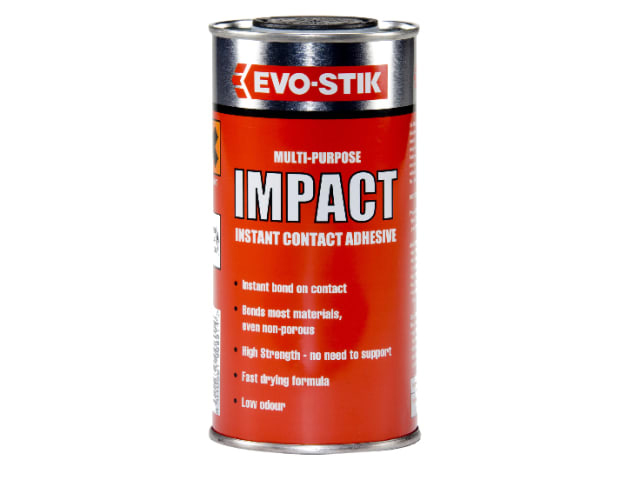 EVOSTIK IMPACT CONTACT ADHESIVE - 500ML TIN