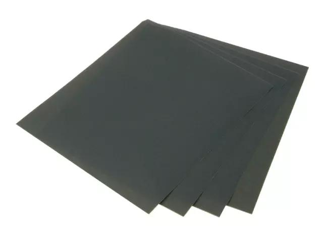 FAITHFULL WET & DRY PAPER SANDING SHEETS 230 X 280MM A1000 PACK OF 25