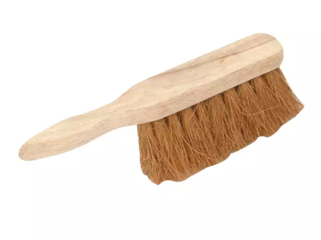 FAITHFULL HAND BRUSH SOFT COCO 275MM (11IN)