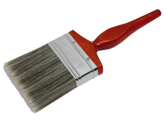 Faithfull Superflow Synthetic Paint Brush 75mm (3In)