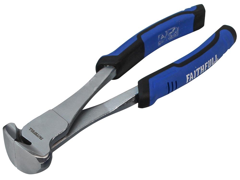 Faithfull Handyman End Cutting Pliers 200mm (8in)