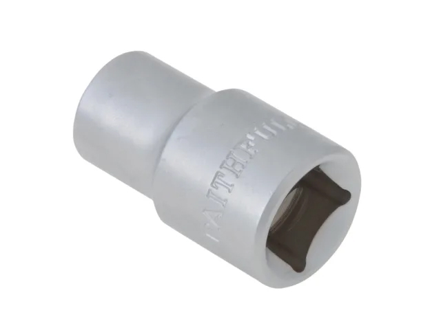 FAITHFULL HEXAGON SOCKET 1/2IN DRIVE 12MM