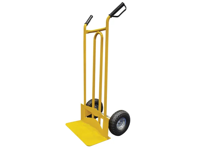 FAITHFULL HEAVY DUTY SACK TRUCK & RUBBER WHEELS