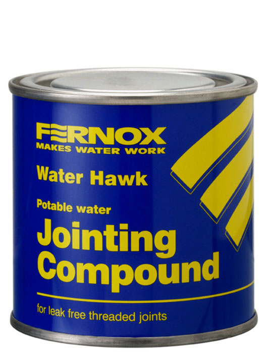 FERNOX WATER HAWK JOINTING COMPOUND 400G FOR POTABLE WATER