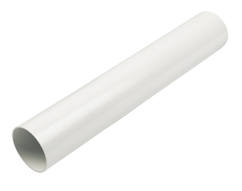 FLOPLAST OS01WH 21.5MM OVERFLOW PIPE WHITE