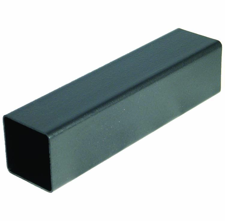 Floplast RPS2.5CI 65mm Square Downpipe 2.5 Metre - Faux Cast Iron
